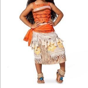 Disney 2-Piece Moana Costume